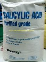 Chất làm trắng da BHA Salicylic acid giá sỉ - Bán nguyên liệu sản xuất mỹ phẩm, son, kem