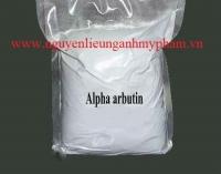 Chất làm trắng da Alpha Arbutin - Dạy nghề mỹ phẩm, gia công mỹ phẩm chất lượng