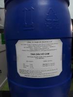 Tinh dầu vỏ cam nguyên chất - Cung cấp tinh dầu thiên nhiên giá sỉ