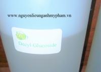 Bán Decyl glucoside giá sỉ – Bán chất hoạt động bề mặt chất lượng