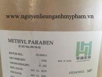 Hoạt chất Paraben methyl giá sỉ – Bán chất bảo quản cho kem, son, mỹ phẩm