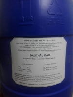 Dầu thầu dầu – Cung cấp dầu thầu dầu giá sỉ chất lượng tốt nhất