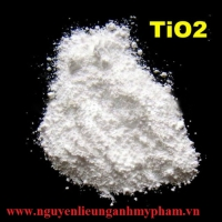 TiO2 - Chất chống nắng bảo vệ da