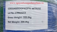 CAPB Cocamidopropyl Betaine - Công thức mỹ phẩm đa dạng trên toàn quốc