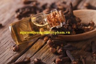 Cung cấp tinh dầu đinh hương nguyên chất - Cung cấp tinh dầu làm mỹ phẩm giá sỉ