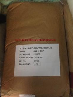 Bán SLS Sodium Lauryl Sulfate – Cung cấp nguyên liệu làm mỹ phẩm giá sỉ tốt nhất thị trường